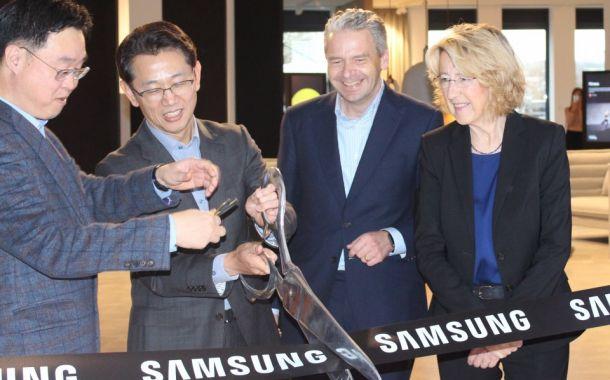 Samsung live in Schwalbach erleben