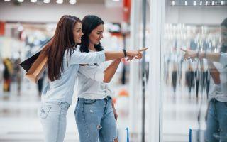 Verbraucherstimmung steigt langsam