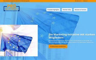 Pro Business mit neuer Website