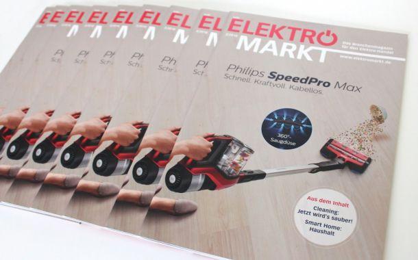 Elektromarkt: Ausgabe 2 ist da!