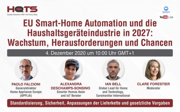 Webinar: Smart Home Revolution