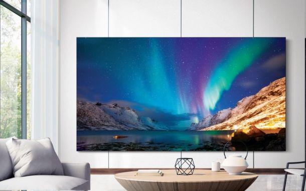 Samsung: Modularer Micro LED TV