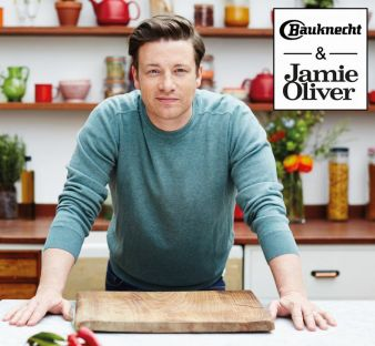 jamie oliver und bauknecht planen langfristige partnerschaft elektromarkt fachmagazin f r. Black Bedroom Furniture Sets. Home Design Ideas