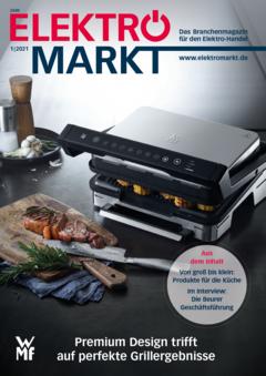 Komplette Ausgabe als E-Paper - Ausgabe 1/2021