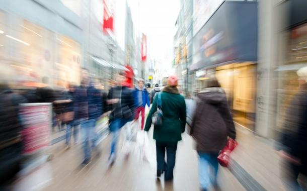 Konsumenten setzen auf den Einkauf vor Ort