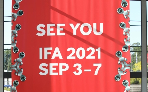 IFA 2021 als physischer Live-Event geplant