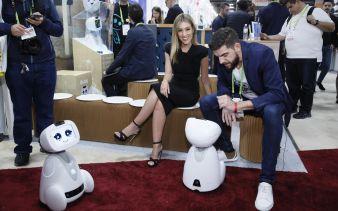 LG-Roboter