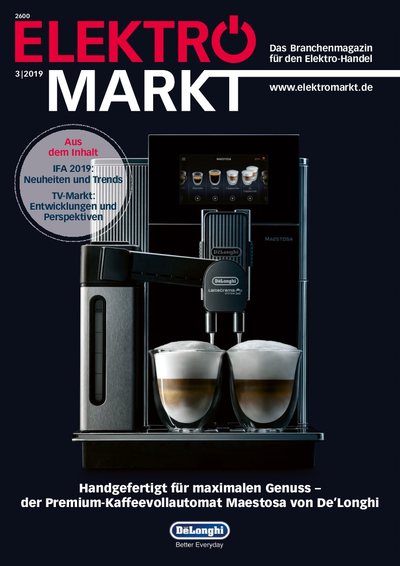 Elektromarkt aktuelle Ausgabe